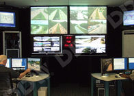 55 inch Wide screen commercial operation center videowall displays HDMI DVI VGA Signal interface DDW-LW550HN14