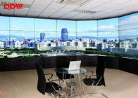 Led Backlight LG Android Curved Video Wall 500 Nits Surface Anti Glare Thin Bezel Monitor