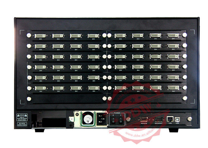 15 Input 15 Output Curved Multi Display Processor Large Screen Image Freeze DDW-VPH1515