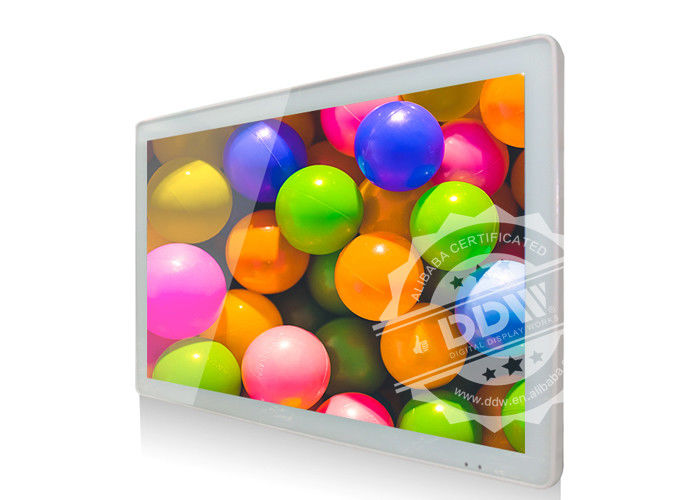 4000 / 1 Contrast Retail Lcd Digital Signage 50 Touch Screen Monitor APP WIFI Control DDW-AD5001SN