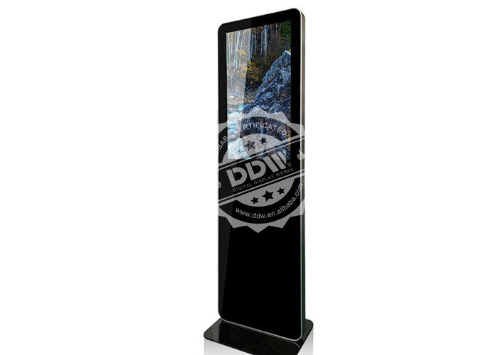32 inch 1920x1080 TFT type self service indoor touch screen kiosk for public inquiry DDW-AD3201S