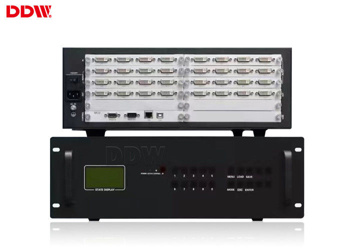 Multimedia display video processor for video wall Full hardware configuration DDW-VPH1415
